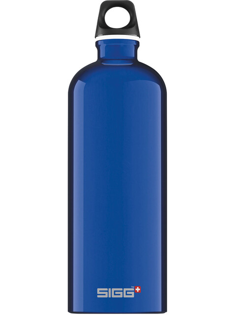 Sigg Traveller - Gourde 1 L - bleu